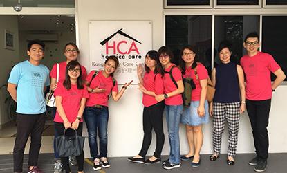 2017 HCA Hospice Care Terrarium Workshop with Magic Show