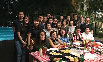 2018 Company BBQ