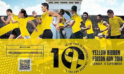 2018 Yellow Ribbon Run