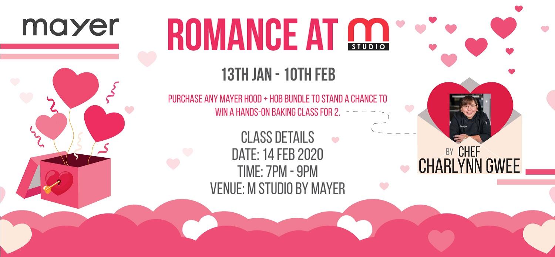 Romance at M studio