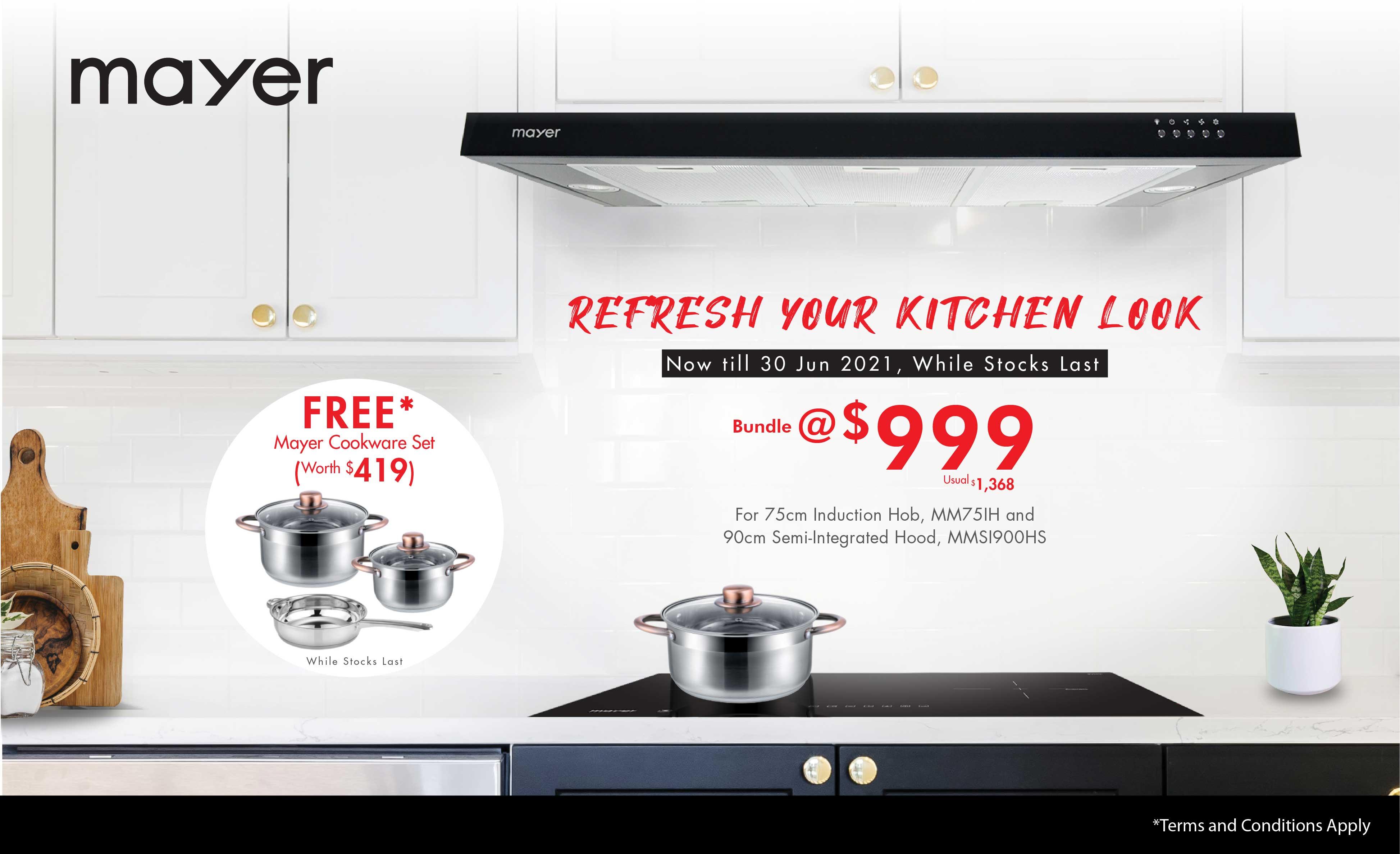 Refresh Your Kitchen Look