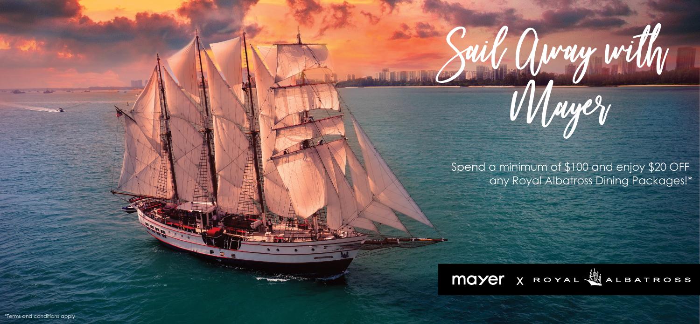 Mayer X Royal Albatross Collaboration
