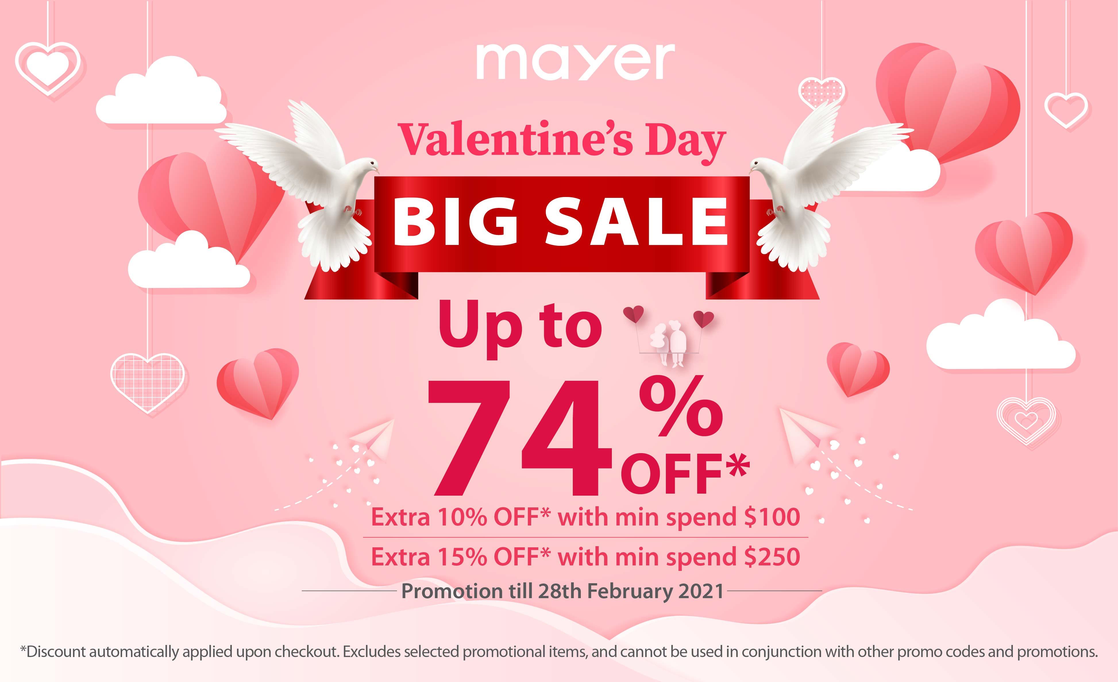 ❤️ Post-Valentine's Sale! ❤️