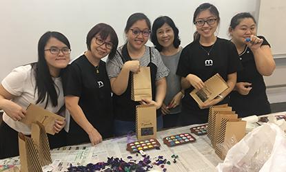 2018 Soap Making Workshop