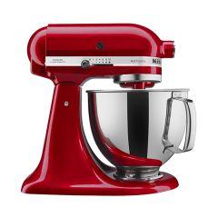 KitchenAid Artisan 4.8L Tilt-Head Stand Mixer (KSM125)-Empire Red