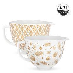 Tilt-Head Stand Mixer 4.7 L Ceramic Bowl