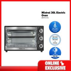 30 L Electric Oven