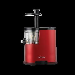 Mayer MMSJ130 Slow Juicer Red