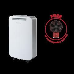 20L Dehumidifier with Ionizer & UV