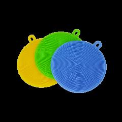 3pcs of Multi-Purpose Silicone Sponge