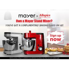 Complimentary Hands-on Baking Class for MMSM100 & MMSM101