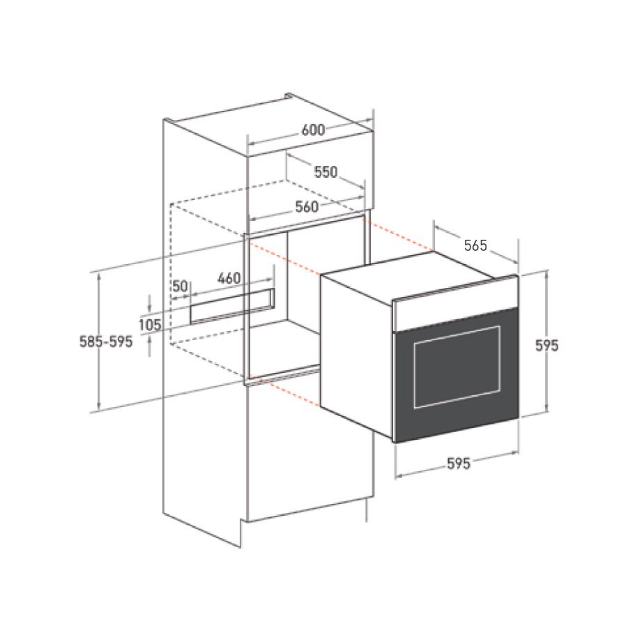Installation Diagram for Mayer MMDO15P