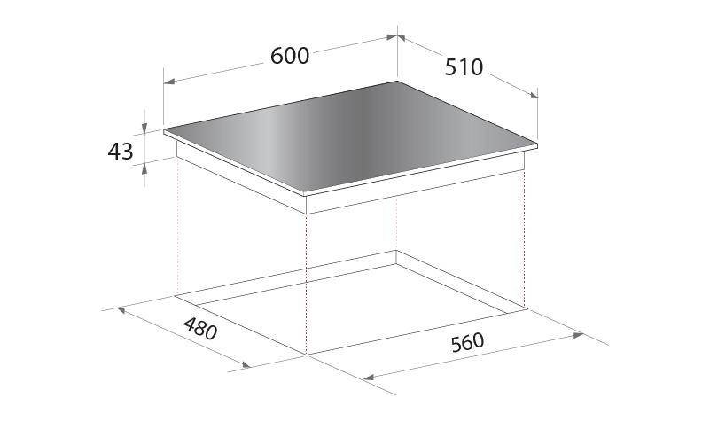 Installation Diagram for Mayer MMGH633