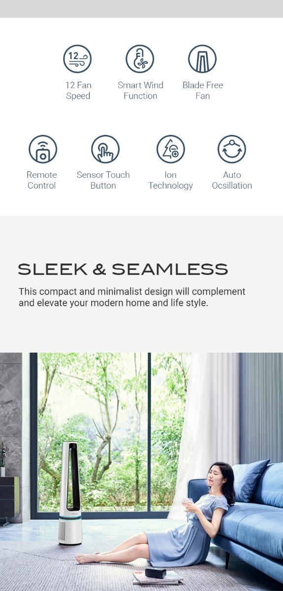 sleek and seamless